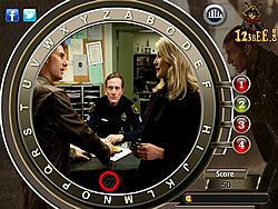Jack Reacher - Find the Alphabets game
