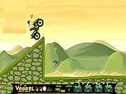 Ben 10 Stunt Mania game