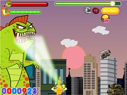 Dinosaur Invasion game