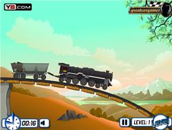 Freight Train Mania game