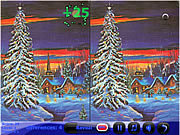 Ice castle 5 Differences game
