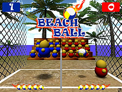 Beachball game