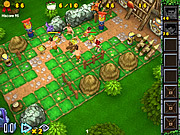Play Wild defence Game