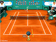 Play Tennis stars cup Game