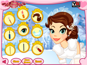 Winter Wonderland Wedding Makeover game