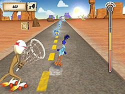 juego Wild About Wile E.