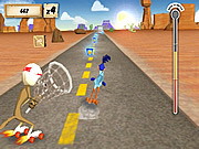 Play Wild about wile e  Game