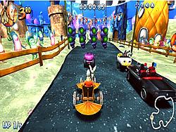 Gioca gratuitamente a Nick Racers Revolution