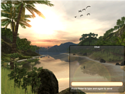Play Tropical paradise Game