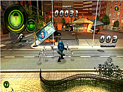 Play Ben 10 ultimate crisis Game