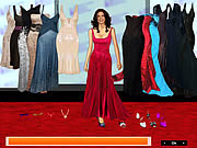 Play Catherine zeta jones dress up Game