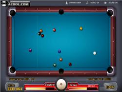 Acool Billiards game