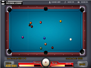 Play Acool billiards Game