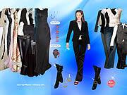 Play Angelina jolie dress up Game