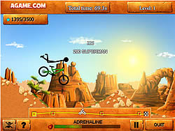 Stickman Downhill game