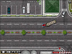 18 Wheels Driver 3 game