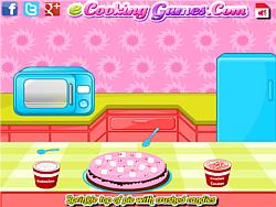 Peppermint Marshmallow Ice Cream Pie game
