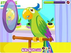juego Parrot Care