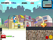 Doraemon Hunger Run game