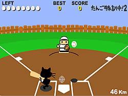 Flash Baseball game