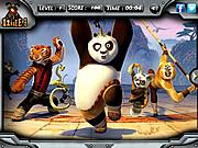 Kung Fu Panda 2 - Hidden Objects game
