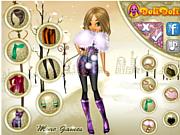 Mina's Winter Accessories game