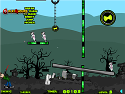 Ben 10 Extreme Shooter game