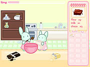 Bunnies kingdom cooking game Gioco
