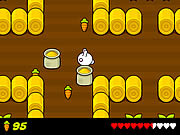 Play Grabbit rabbit the guarded guardian Game