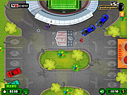 Play Super bowl valet parking Game