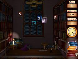 Spielen Sie das Gratis-Spiel  Magic Library