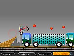 Hard Dirt Bike game