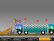 Play Hard dirt bike Game