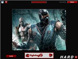 Kombat Hero Puzzle game