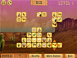 Indian Mysteries Mahjong game