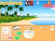 Play Tropical cake Game