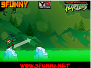 Play Ninja turtle ultimate challenge Game