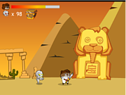 Mummy Return game