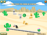 Play Cactus roll Game
