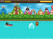 Rainbow Monkey Rundown game