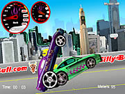 Play Wheelie cars Game