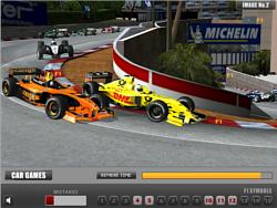 Hidden F1 Logo game