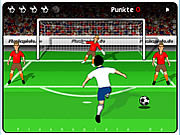 Play Score a goal Game