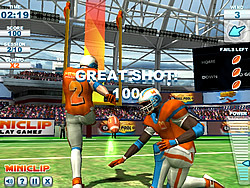 Pro Kicker game