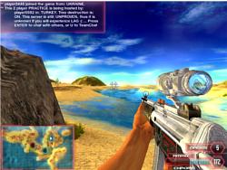 Sanctioned Renegades game