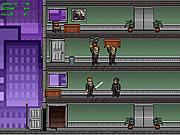 Matrix Rampage game