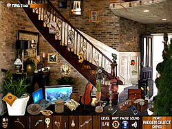 Luxury House - Hidden Objects game