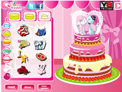 Sweet Wedding Cake 2 game