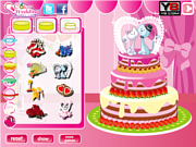 Play Sweet wedding cake 2 Game
