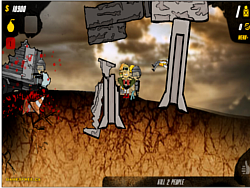 Mass Mayhem 5 game